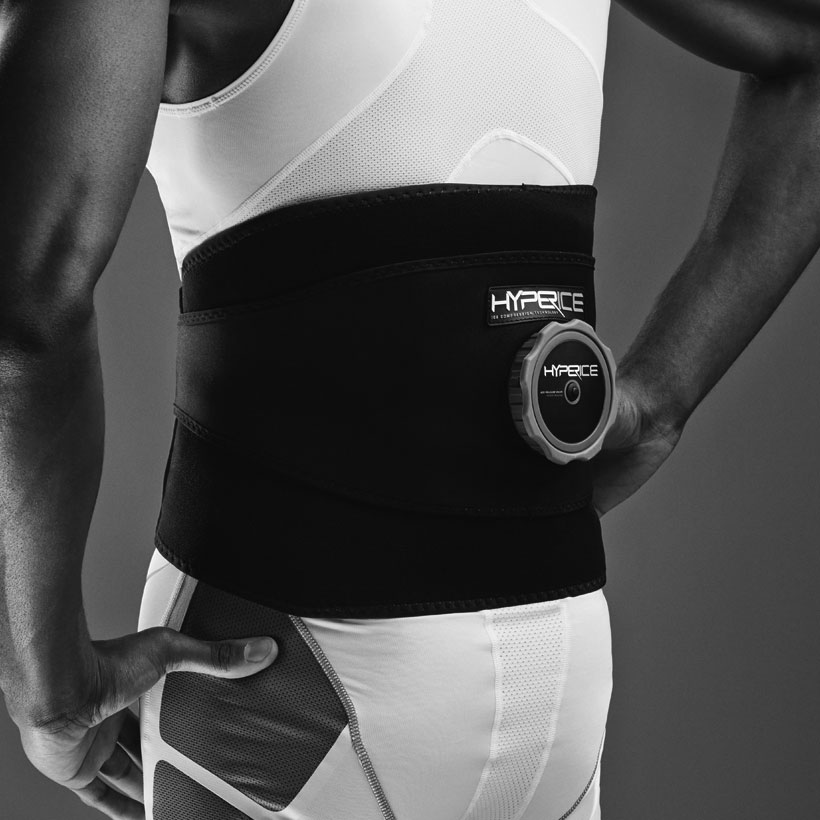 Back Ice Compression In-Use